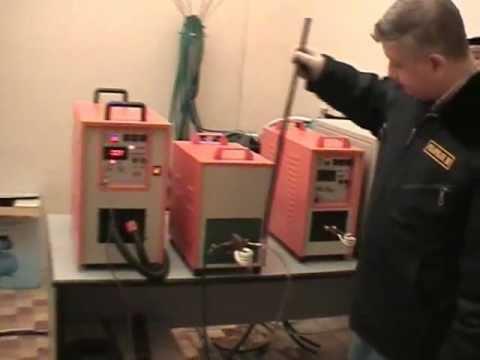 Индукционный нагреватель ВЧ-60АВ
