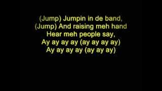 Rupee- Jump (Lyrics)