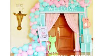 Cats Themed Party By Party Dish- Event Styling