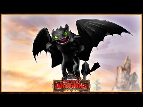 SCHOOL OF DRAGONS #1 - How To Train Your Dragon w/TinyTurtle