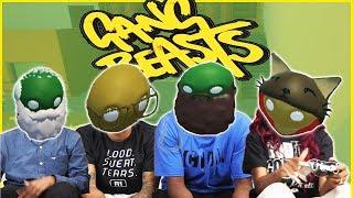 CRAZY FUN TAG TEAM RACE! - Gang Beasts Gameplay