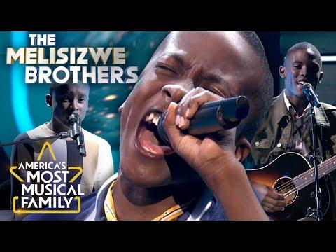 The Melisizwe Brothers' Tearjerker Performance of