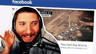 Unge REAGIERT Auf Area51 Meme | #ungeklickt
