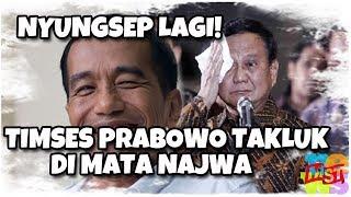Download Video Lagi-Lagi Nyungsep!!! Timses Prabowo-Sandi Tak Berkutik Di Mata Najwa MP3 3GP MP4