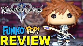 Kingdom Hearts Funko Pop Final Form Sora Review