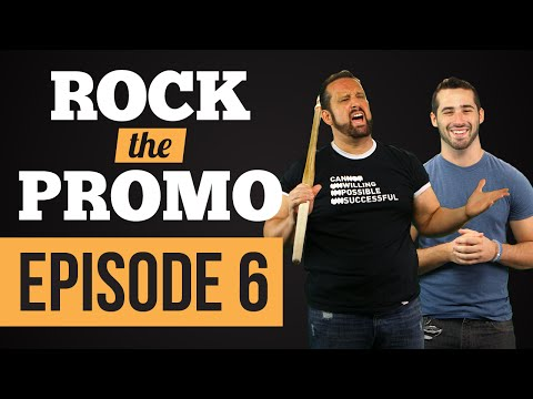 ROCK THE PROMO - Episode 6 feat. Tommy Dreamer (Hosted by Joe Santagato)