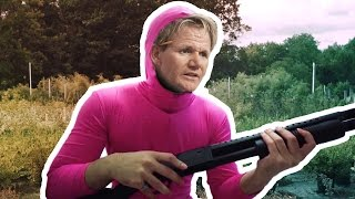 Gordon Ramsay - STFU (Pink Guy cover)