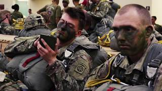 82nd Airborne Division's Immediate Response Force (IRF) Capabilities Video