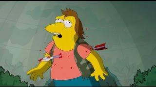 Los Simpson Los Juegos Del Hambre