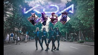 [ KPOP IN PUBLIC ] K/DA - POP/STARS ( League of Legends ) Dance Cover @ FGDance from Vietnam