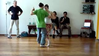 Maja Petrovic & Marko Miljevic - Alma en Pena - Adolfo Carabelli
