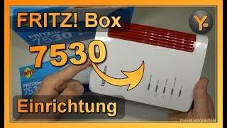 AVM FRITZ! Box 7530: DSL-Zugang verkabeln & einrichten