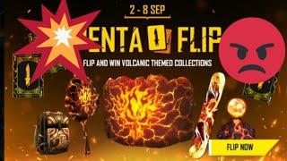 Penta flip event free fire || best glue wall skin || new event free fire