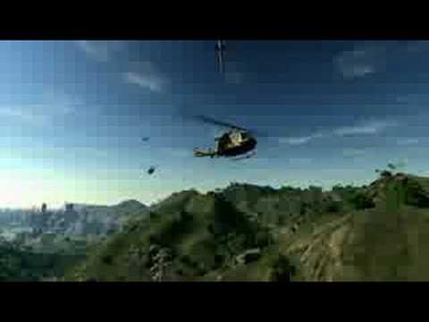 Trailer de Mercenaries 2 World in Flames