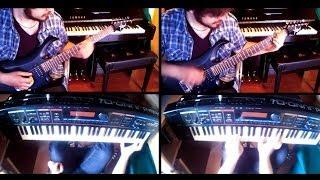 Subsonica - Tutti i Miei Sbagli (Guitar & Keyboard Cover) HD & HQ