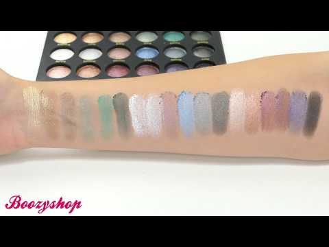 BH Cosmetics BH Cosmetics Supernova 18 Color Baked Eyeshadow Palette
