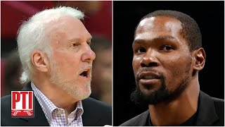 Could Gregg Popovich actually leave the Spurs for the Nets? | Pardon the Interruption