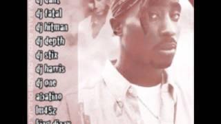 2Pac- Ghetto Gospel (feat. Akon) (Dj One)