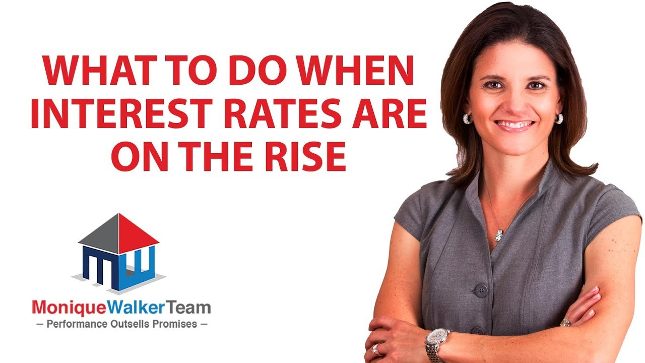 How to Respond to Rising Interest Rates
