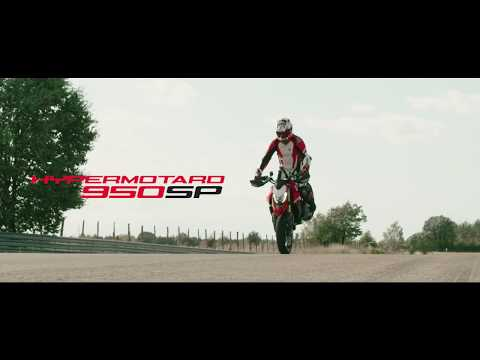 2020 Ducati Hypermotard 950 in Fort Montgomery, New York - Video 2