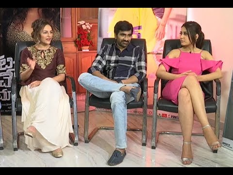 Touch Chesi Chudu Team Interview