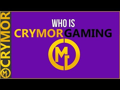 CryMor Gaming Intro Video