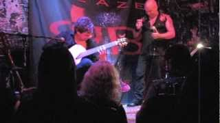 Sign Of The Cross [IRON MAIDEN] Acoustic - Blaze Bayley & Thomas Zwijsen (Nylon Maiden)