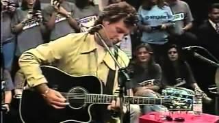 Jon Bon Jovi - Blaze Of Glory | Programa Livre - 1997