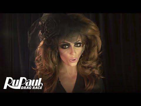 RuPaul's Drag Race | RuVealing Alyssa Edwards Make Up Tutorial | Logo