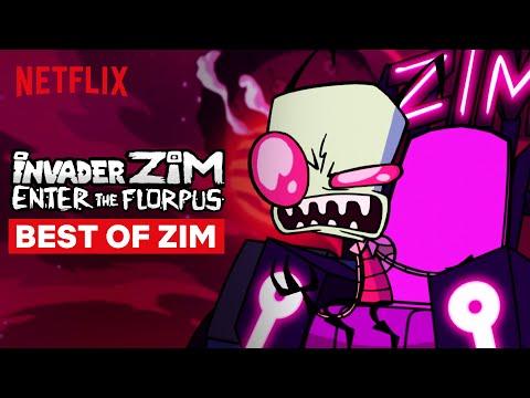 Best of Zim   Invader Zim: Enter the Florpus   Netflix