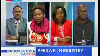 Africa film industry struggling behind leaders Nollywood: Bottomline Africa