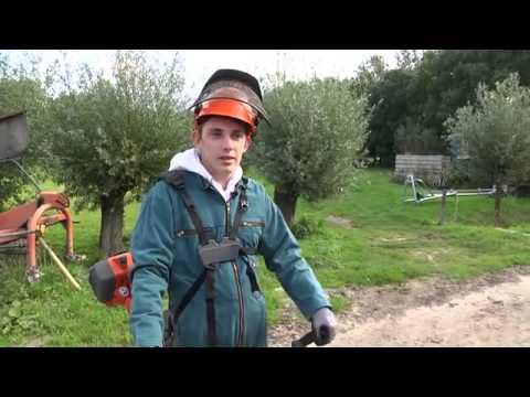 Composteerder Oebele van der Lei uit Schoorl houdt lezing bij de Warmonderhof