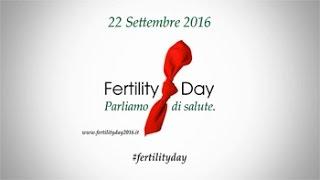 """Fertility day, il video-messaggio di Lorenzin: """"Questione di salute, prevenzione e informazione"""""""