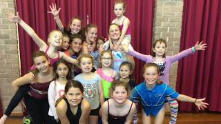 2017 Dance to the Beat Physie Day Camp