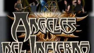 Angeles del infierno heavy rock