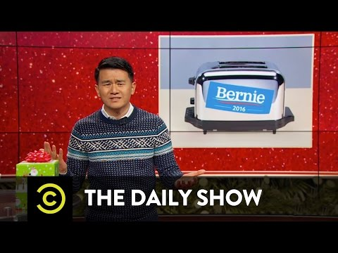 The Daily Show's Gift Guide: Uncensored