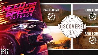 COMPLETING A DERELICT BUILD! (Need For Speed Payback #17)