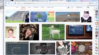 How Can I Search a Picture From Facebook on Google Images? : The Tech Factor