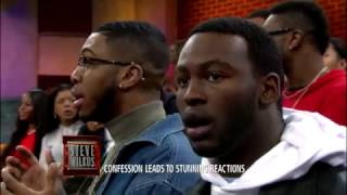 The Moment Everyone Is Talking About  (The Steve Wilkos Show)