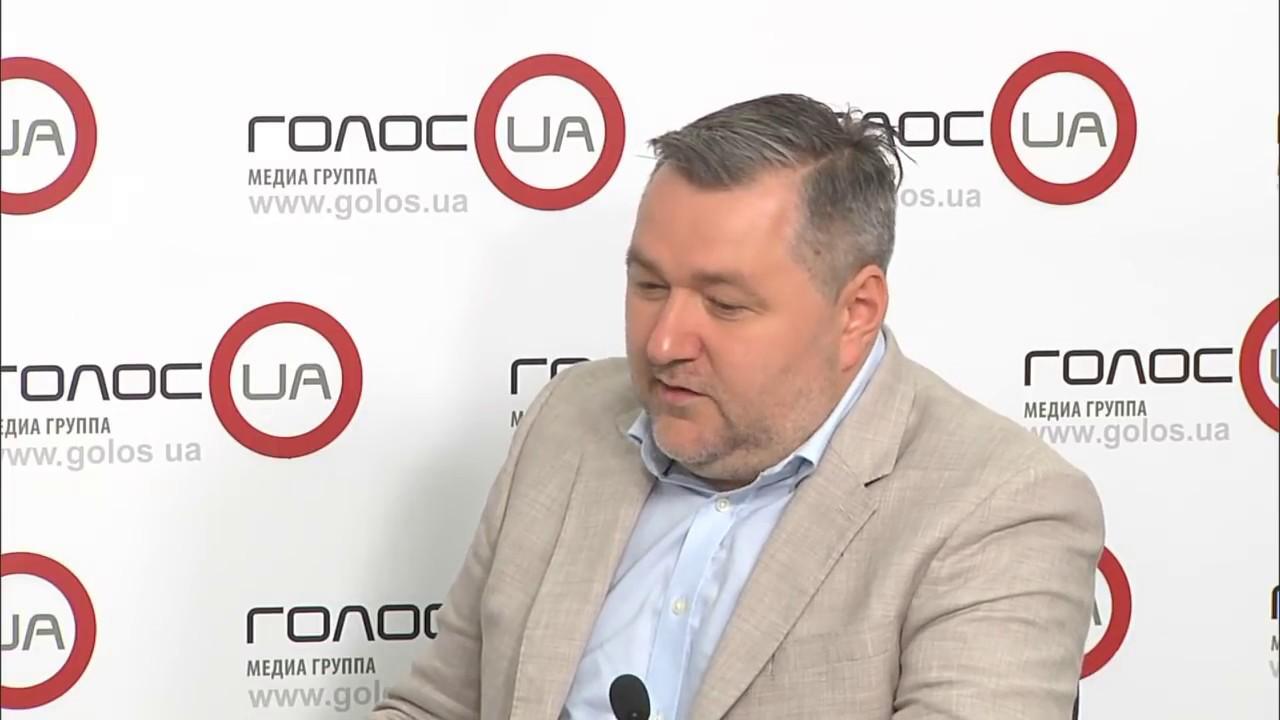 «Право на голос»: «Платные дороги, изношенные локомотивы: что будет с украинским транспортом?»