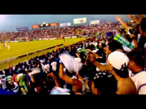 """""""FUERZA AZUL señores yo soy cartago desde la cuna.mp4"""" Barra: Fuerza Azul • Club: Cartaginés"""