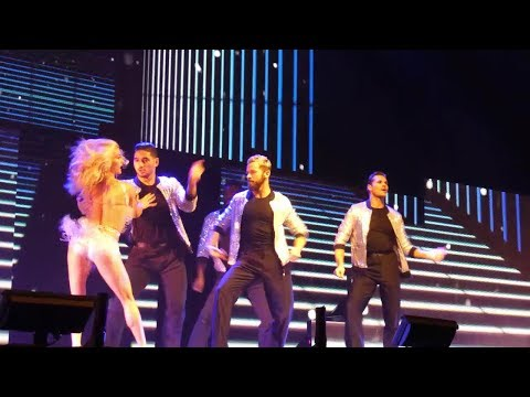 DWTS Tour Greenville - Opening