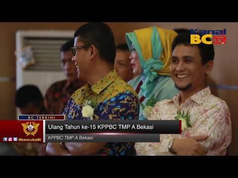 Ulang Tahun ke-15 KPPBC TMP A Bekasi