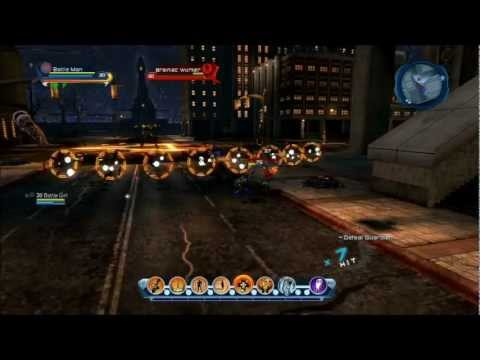DC Universe Online : The Battle for Earth PC