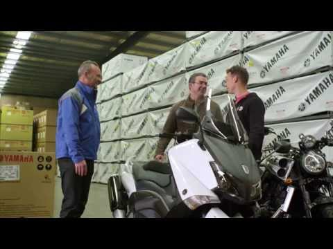 Bikelife Bike Review - 2014 Yamaha TMAX