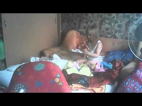 Видео с веб-камеры. Дата: 6 июня 2014 г., 9:18.