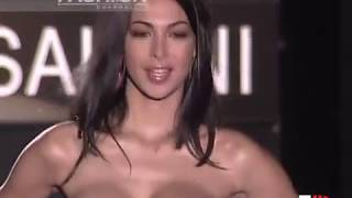 """UNDRESS Rosanna Ansaloni"" Autumn Winter 2004 2005 Milan 1 of 2 by FashionChannel"