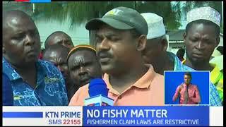 Kwale fishermen detest new regulations