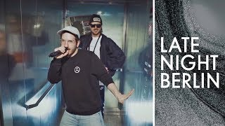 Leoniden   Alone | #LiftNightBerlin | Late Night Berlin | ProSieben