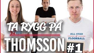 Så drar vi då ingång säsong 2 av Ta rygg på Thomsson | Mot All Star